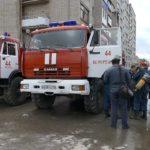 Пожарная охрана отметила 100-летие
