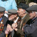 Ветераны-металлурги отметили 9 мая