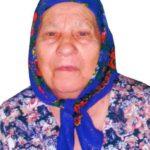 Скончалась МОСАЛЁВА Надежда Фёдоровна