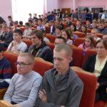 А. Иванюта пообщался со студентами Белорецкого металлургического колледжа