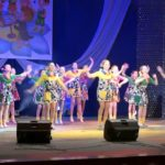 Отчетный концерт детских творческих коллективов ГДК