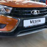 Презентация новой LADA Vesta SE Cross