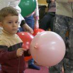Путешествие с воздушным шариком