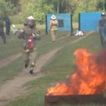 Пятые соревнования «Школа безопасности»