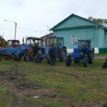 Технический осмотр тракторов и самоходных машин