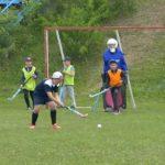 Успешный дебют белорецких игроков в хоккей на траве
