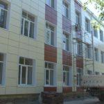 Завершается капитальный ремонт 17-й гимназии