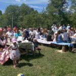 Праздник родословной в деревне Кадыш