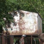 Принудительный демонтаж гаражей
