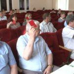 Сессия городского Совета IV созыва