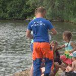 Спасатели несут дежурство на водных объектах