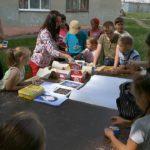 Закрытие детской площадки
