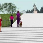 Ремонт памятника Блюхера