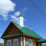 В районе открыли еще одну мечеть