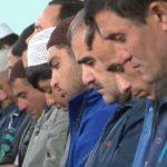 Курбан-байрам в мечети «Жамиг»