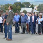 ЛПК «Селена» посетила делегация Саксонского Ландтага
