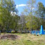 Несовершеннолетние в селе Инзер повредили могилы