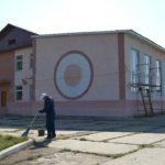 Ремонт школы в деревне Кагарманово