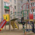 В Белорецке в этом году появится семь новых детских площадок