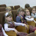 Сотрудники ГИБДД обучают детей дорожной грамоте