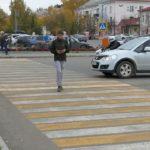 Участились случаи ДТП с пешеходами