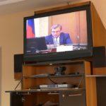 В малом зале Администрации прошло видеоселекторное совещание по подготовке к выборам