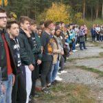В школе №1 прошел 57 туристический слет учащихся