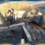 Белоречанка угнала и разбила автомобиль родственника
