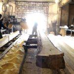 Работник лесопилки подозревается в краже пиломатериалов