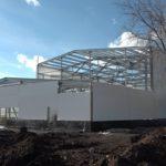 Реконструкция стадиона «Металлург» продолжится до конца года