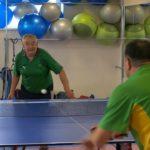 Турнир «Золотая ракетка» собрала десятки любителей настольного тенниса