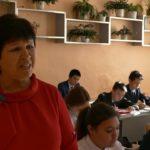 Учительница Башкирской гимназии Альмира Тагирова