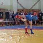 В Белорецке прошел Чемпионат РБ по боевому самбо среди мужчин