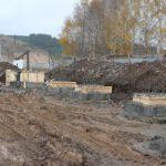 В Верхнем Авзяне ведётся строительство пожарного депо