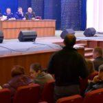 Встреча прокуратуры с бывшими работниками ОАО «Белсталь»