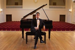 Концерт виртуоза Фагана Гасанлы @ Детская музыкальная школа