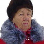 Скончалась ЧУВИЛОВА Валентина Фёдоровна