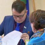 Прием граждан провел депутат Госсобрания РБ З  Алибаев