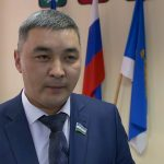 Прием граждан провел депутат Госсобрания А. Биембетов