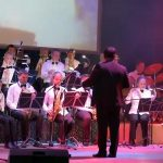 В ГДК состоялся грандиозный концерт народного духового оркестра «TheBest»