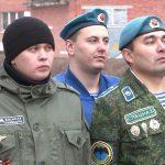 Военные разведчики отмечают 100-летний юбилей
