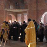 Епископ Бирский и Белорецкий Спиридон побывал на строительстве храма в Белорецке