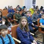 Белорецкие школьники отправились на ёлку Главы РБ