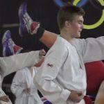 Илья Щербаков – «бронзовый» призер России по тхэквондо