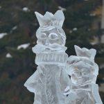 Ледовый городок готов к встрече Нового года