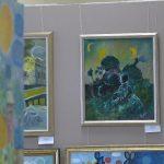Выставка «Прощание в любви…» Магнитогорского художника Валерия Романова