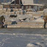 Строится новый детский сад в Абзаково