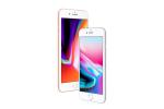 Утерян телефон Apple iPhone 8 Plus белого цвета