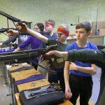 Первенство Белорецкого района по пулевой стрельбе