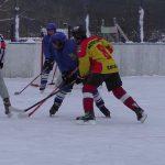 Первенство республики по хоккею с шайбой